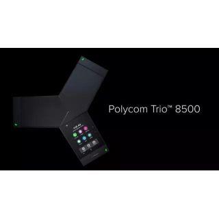 Polycom® Trio™家族新成员登场,定义会议新标准!